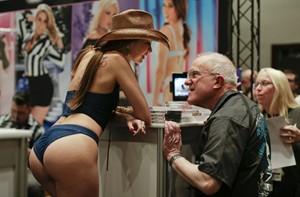 convention in las porn vegas LAS VEGAS.