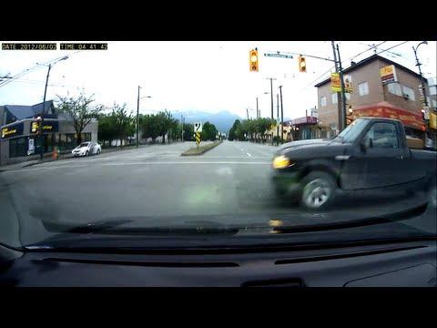 Greater Vancouver Car Crash Compilation 2