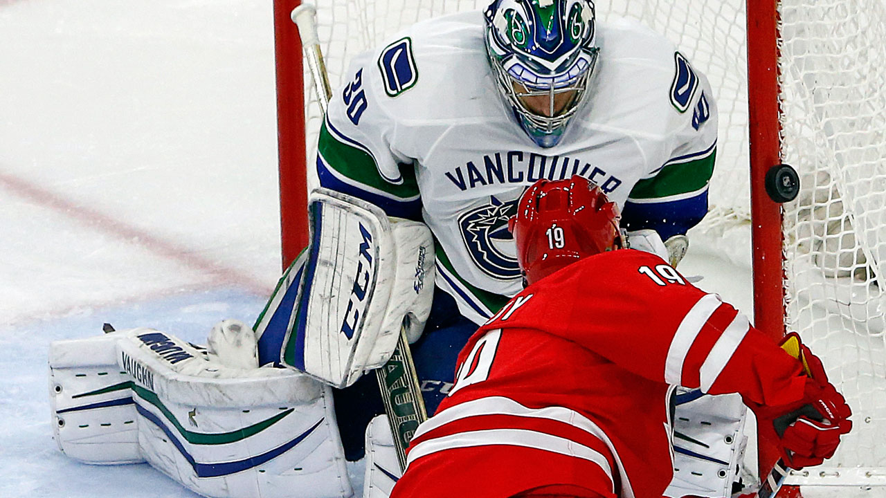 Miller earns 2nd straight shutout with win over Hurricanes