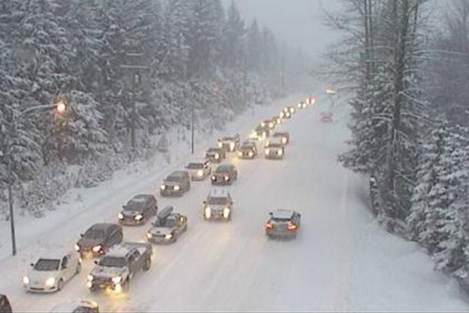 Storm wreaks havoc on some BC highways