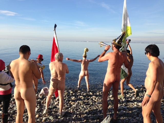 Carey naked showing