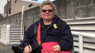 Wendy St. Marie  (John Ackermann, News1130 Photo)