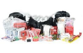 4 Person Premium 72 Hour Earthquake Kit (www.quakekit.ca)