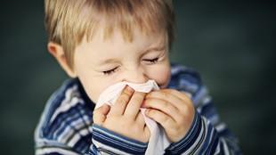 child kid sneeze cold allergy allergies