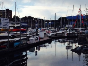 Granvile Island docks  (JOANNE ABSHIRE, NEWS1130)