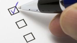 ballot, vote