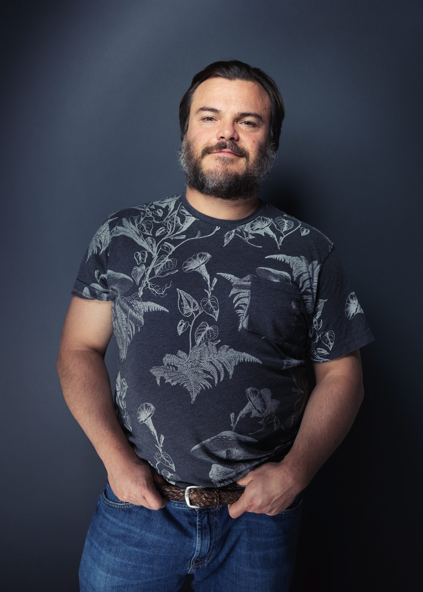 Shifting in a new direction, Jack Black rides 'The D Train ...