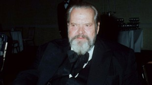 FILE - In this Oct. 18, 1981 file photo Director Orson Welles was honored at the Hollywood Foreign Press Association tribute in Los Angeles. 'The Other Side of the Wind ' Orson Welles' unfinished masterpiece will finally see light of day.(AP Photo, File)