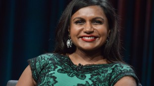 """Mindy Kaling speaks at a panel at the Beverly Hilton Hotel on Sunday, July 20, 2014, in Beverly Hills, Calif. More episodes of """"The Mindy Project"""" are heading to City.The sitcom's Canadian broadcaster says Mindy Kaling's workplace comedy is returning to its prime-time schedule, despite being dropped by Fox in the United States. THE CANADIAN PRESS/Photo by Richard Shotwell/Invision/AP"""