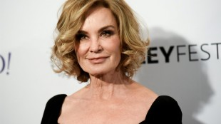 """FILE - In a Sunday, March 15, 2015 file photo, Jessica Lange arrives at the 32nd Annual Paleyfest : """"American Horror Story: Freak Show"""" held at The Dolby Theatre, in Los Angeles. The Roundabout Theatre Company said Tuesday, May 26, 2015 that Lange will return to Broadway next spring in a production of """"Long Day's Journey Into Night,"""" playing the same role she did 15 years ago in London. (Photo by Richard Shotwell/Invision/AP, File)"""