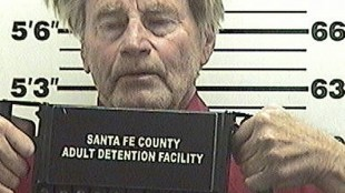 This May 25, 2015 booking photo provided by the Santa Fe County Jail shows actor and Pulitzer Prize-winning playwright Sam Shepard, who was arrested Monday, May 25, 2015, on suspicion of drunken driving in Santa Fe, N.M. (Santa Fe County Jail, via AP)