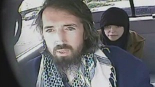 John Nuttall and Amanda Korody are shown in a still image taken from RCMP undercover video. Members of a British Columbia jury have been asked to curb their sympathies when deciding the fate of a husband and wife accused of plotting to blow up the provincial legislature. THE CANADIAN PRESS/HO-RCMP