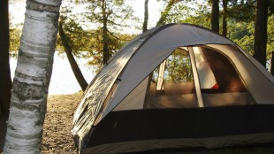 camp camping tent