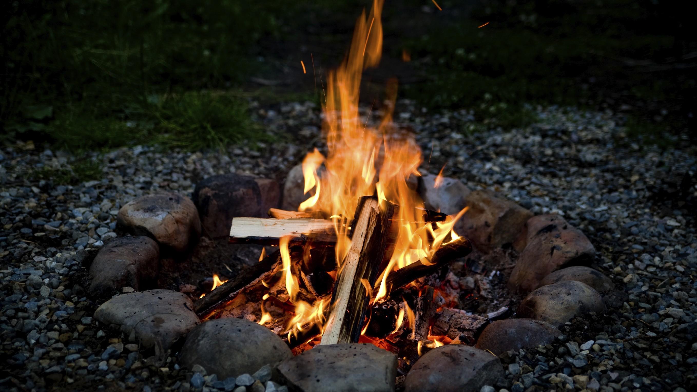 camp fire - photo #37