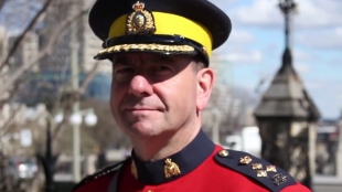 Assistant RCMP Commissioner Gilles Moreau
