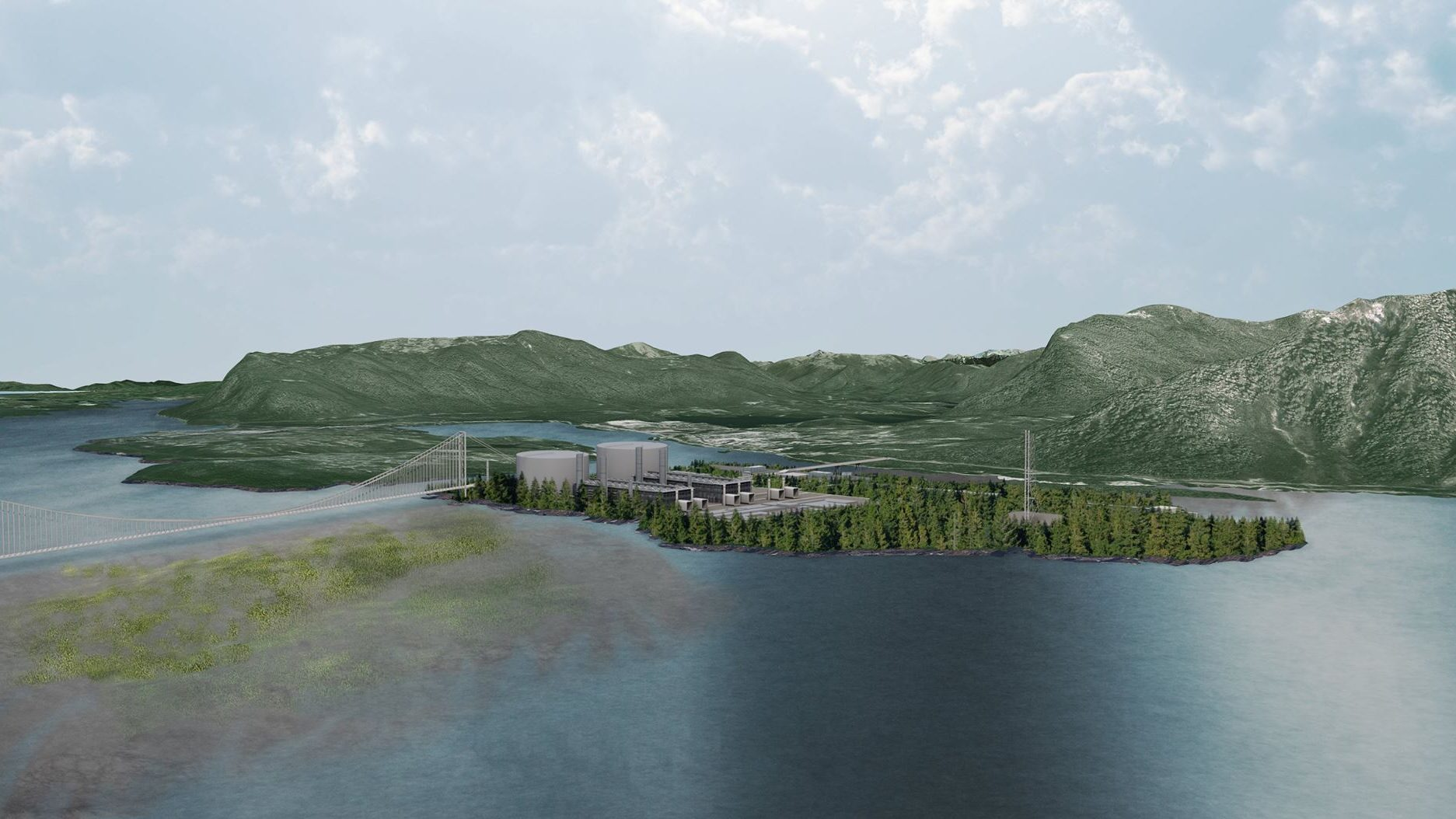 Pacific Northwest LNG megaproject not going ahead