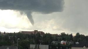 Calgary funnel cloud 3