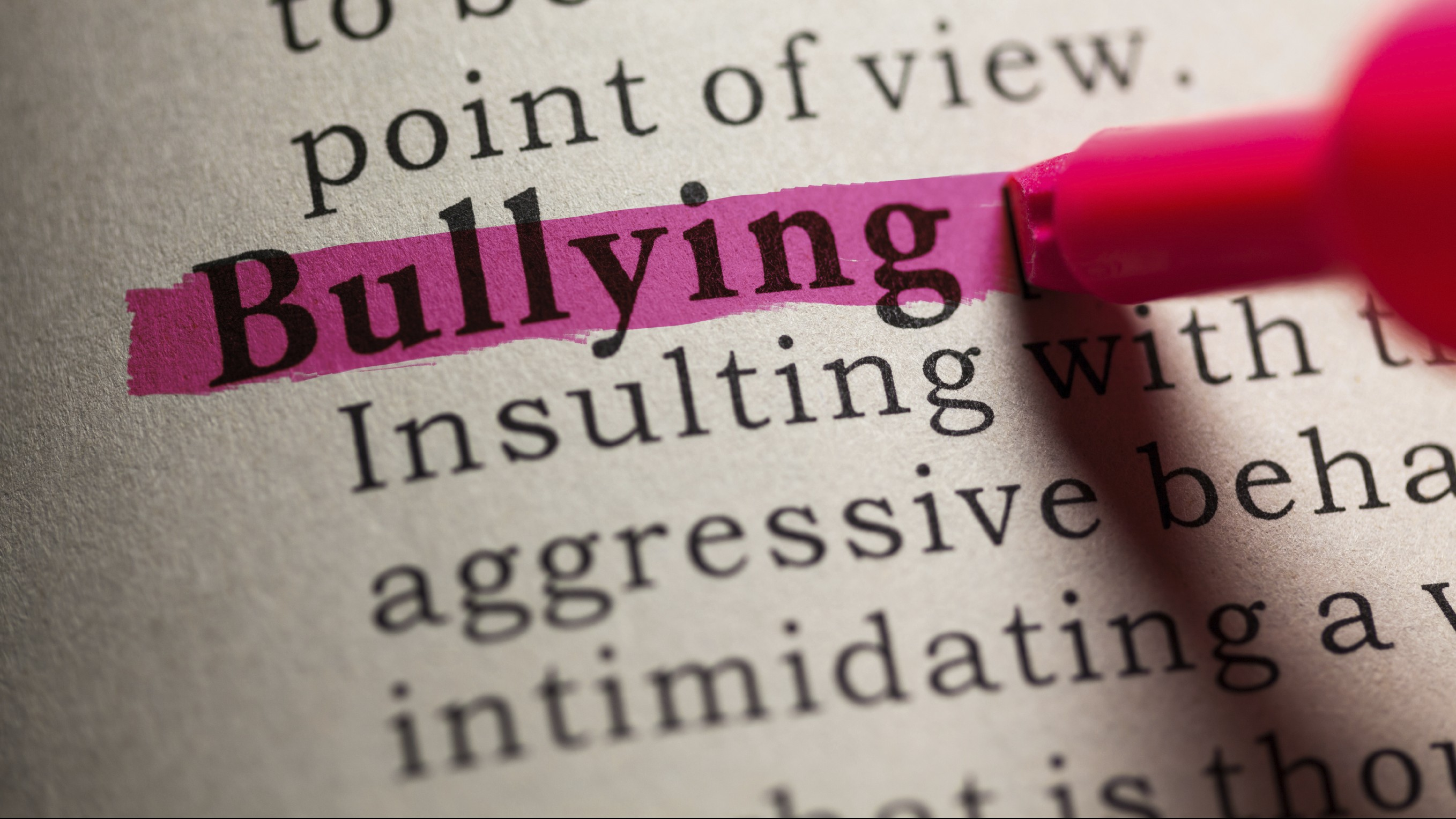 how to become a bullying advocate