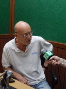 Gerwyn Jones, Radio Habana Cuba