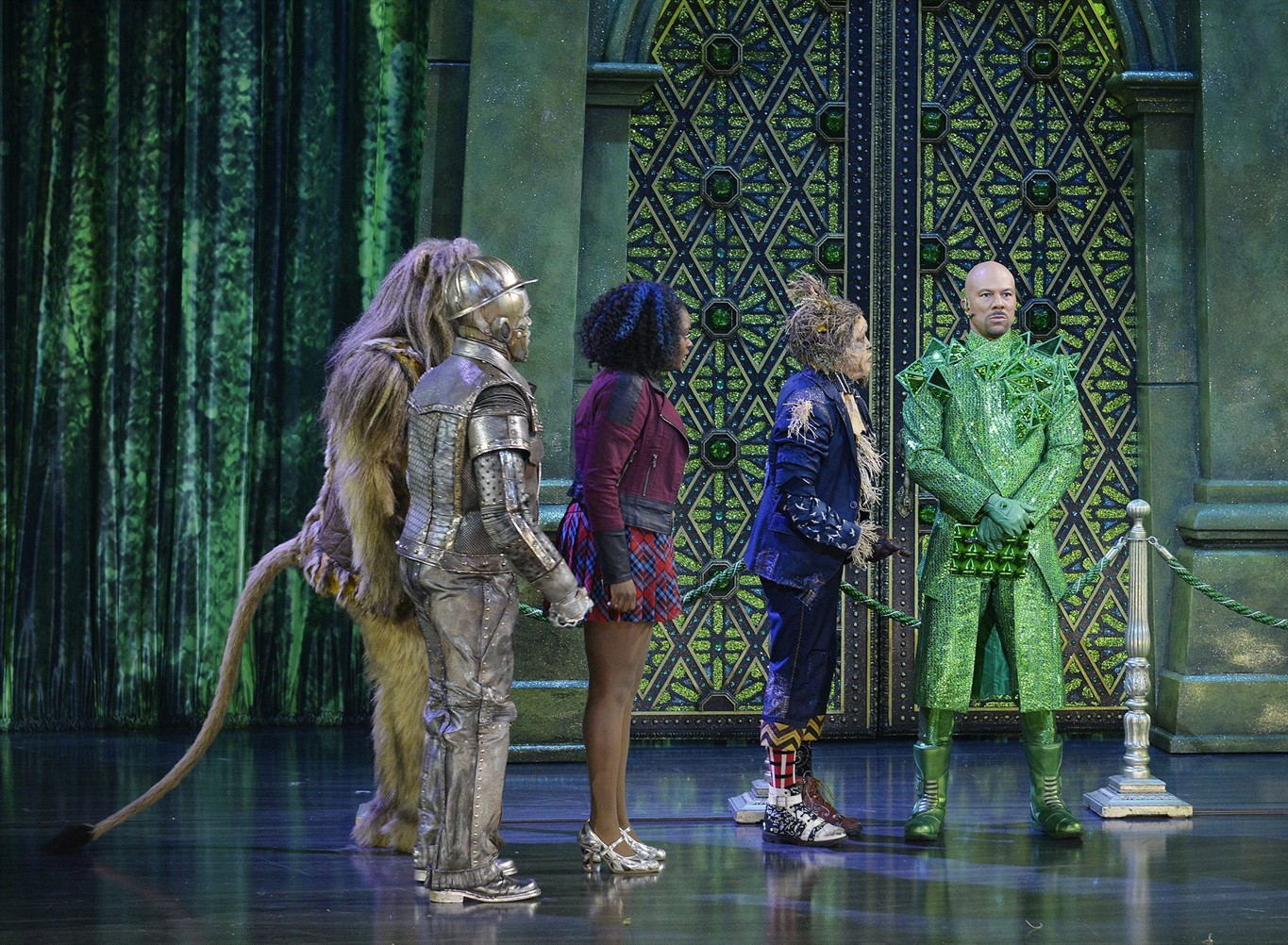 NBC gets 11 million viewers for live production of 'The Wiz