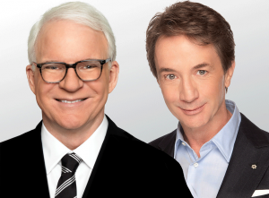 STEVE MARTIN & MARTIN SHORT with Steep Canyon Rangers @ Queen Elizabeth Theatre | Vancouver | British Columbia | Canada