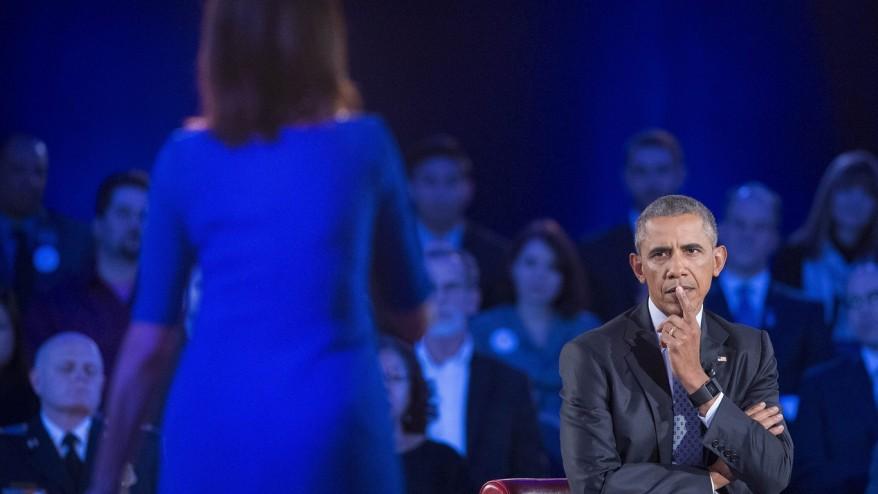 Obama tears into National Rifle Association over gun control