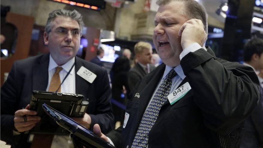 China stocks hover in bear-market territory