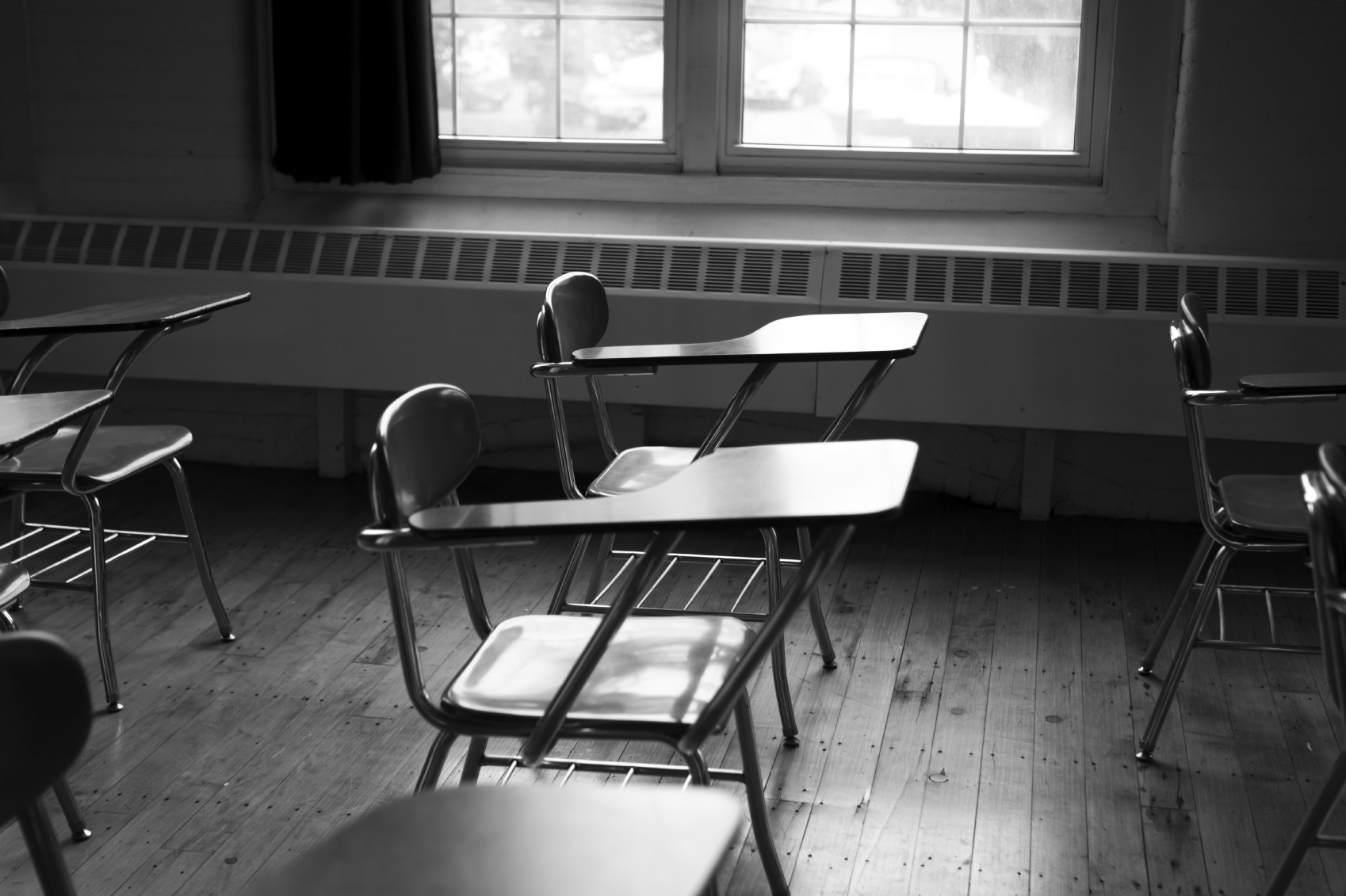 Classroom Decor Black And White ~ Custodial cuts could mean dirty classrooms at one burnaby