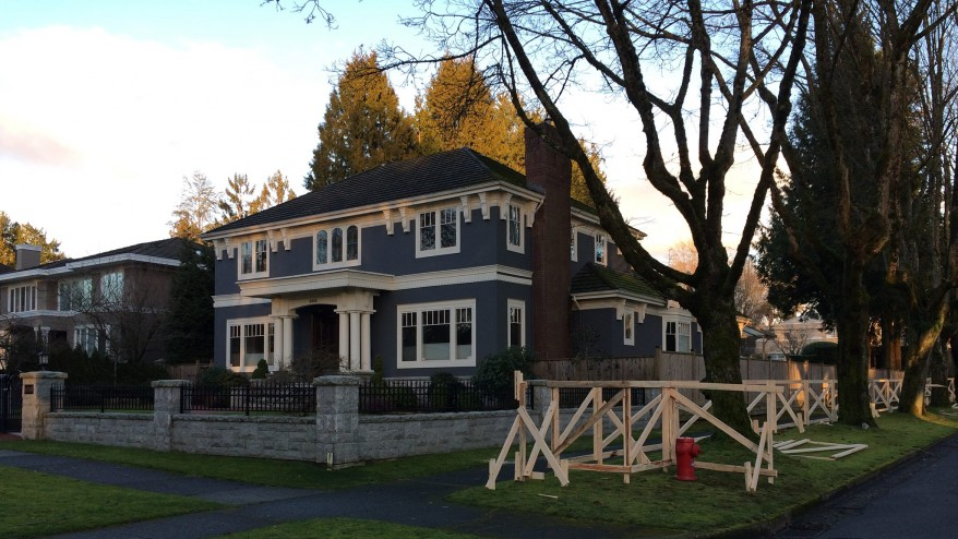Blogger Tracking Vancouver Homes Worth Millions Left