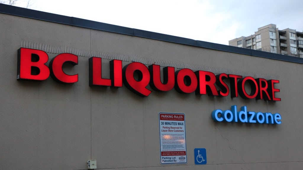 B.C. limiting liquor sales on New Year's Eve caused 'COVID Crunch', data shows