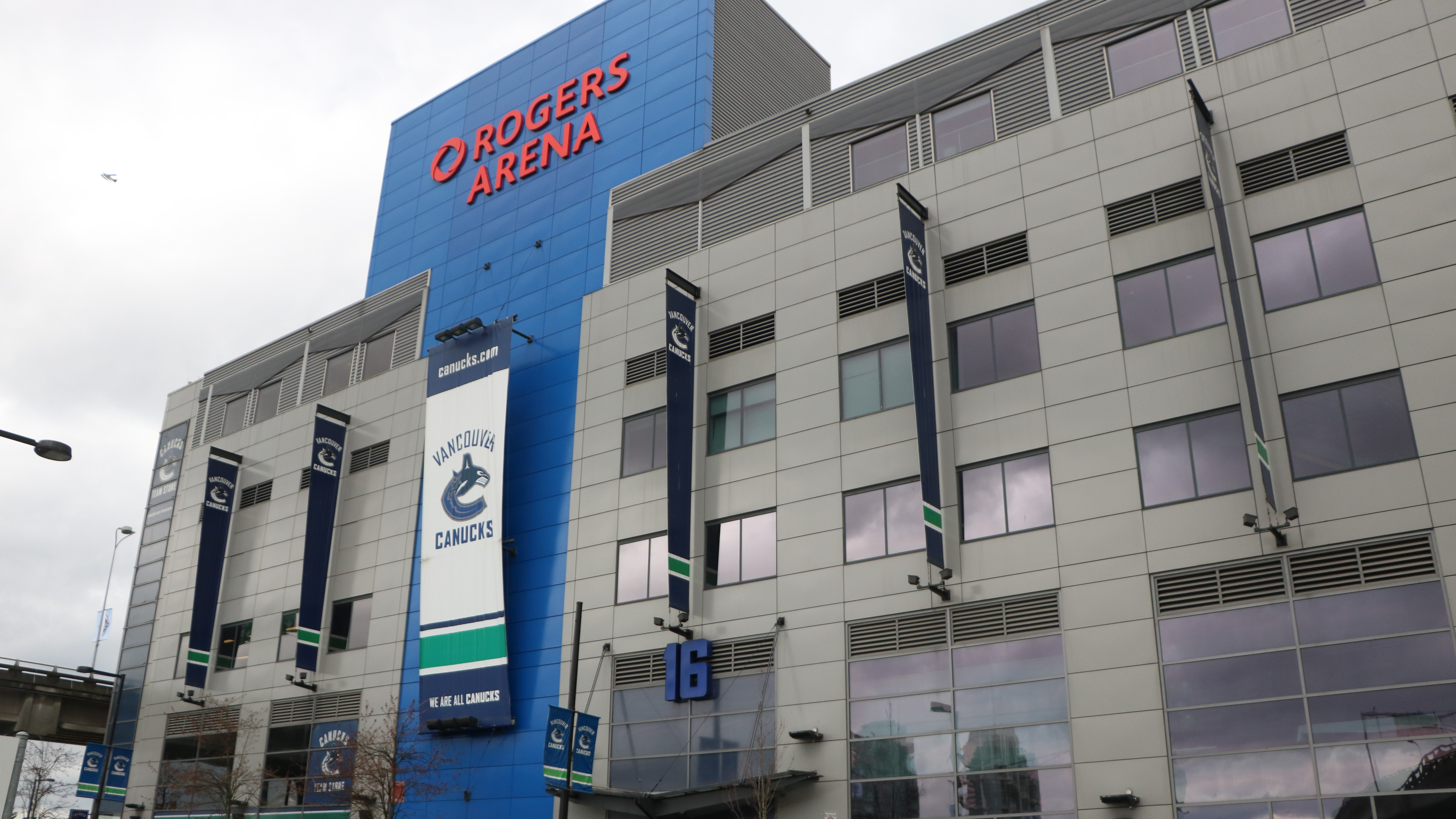 New security changes for Canucks home games