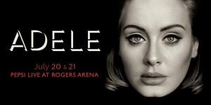 Adele @ Rogers Arena | Vancouver | British Columbia | Canada
