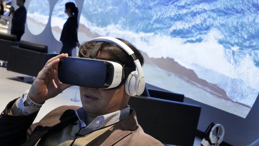 Huawei VR is a new Gear VR-like virtual reality headset