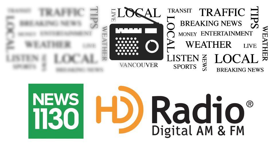 NEWS 1130 on HD Radio
