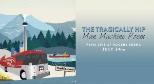 The Tragically Hip Man Machine Poem Tour @ Rogers Arena | Vancouver | British Columbia | Canada