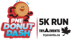 PNE Donut Dash @  Empire Fields and throughout the PNE Fairgrounds | Vancouver | British Columbia | Canada