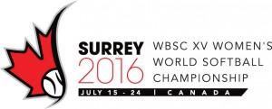Surrey 2016  Women's World Softball Championship @ Located inside Softball City Sports & Entertainment Complex | Surrey | British Columbia | Canada