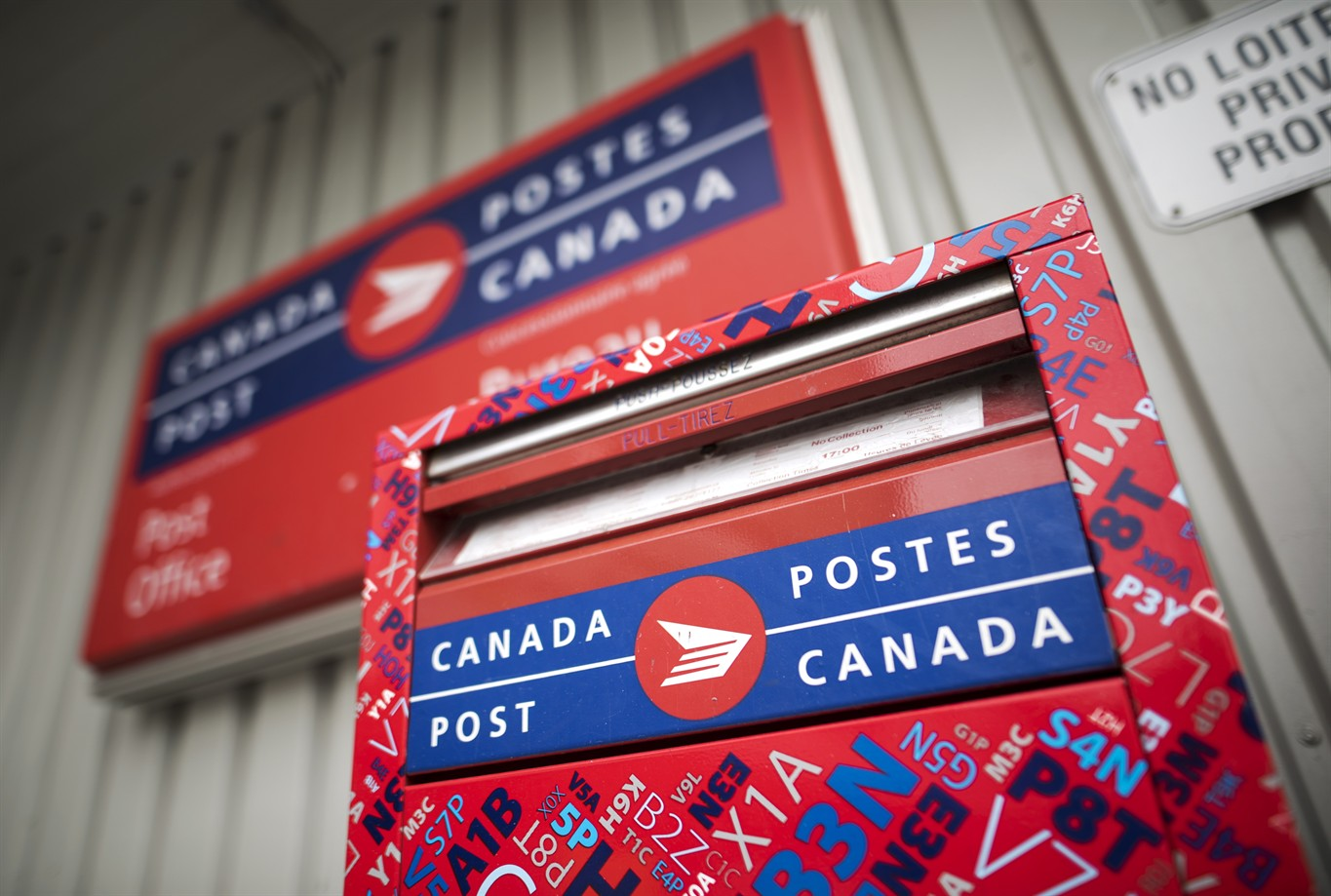 Canada Post's Union Issues Job Action Notice