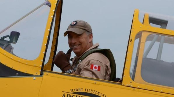 Plane crashes at air show in Cold Lake, Alta