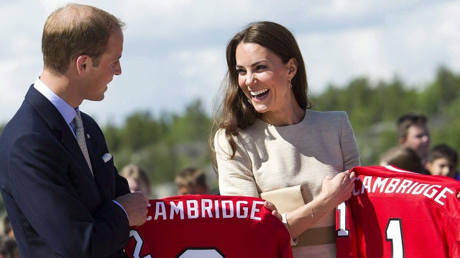 First solo overseas trip for the Duchess of Cambridge