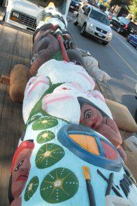 Totem pole to protest Kinder Morgan pipeline