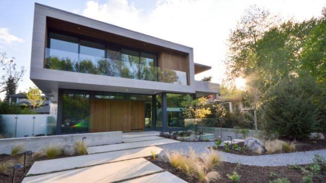 Modern house tour vancouver