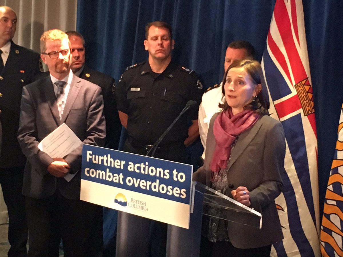 BC coroner warns against complacency in wake of encouraging overdose stats
