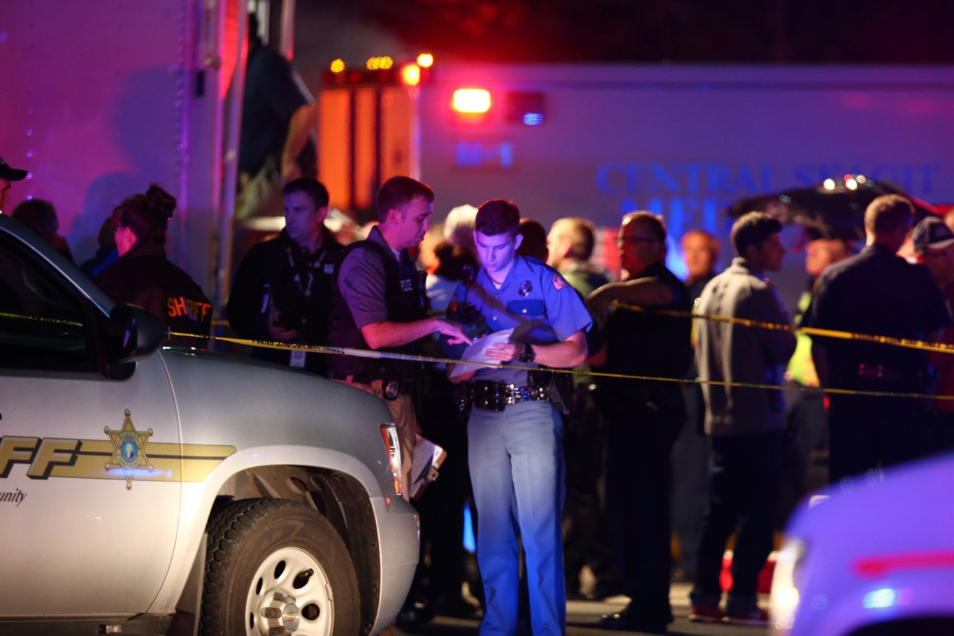 At least four dead after shooting in Burlington, Washington