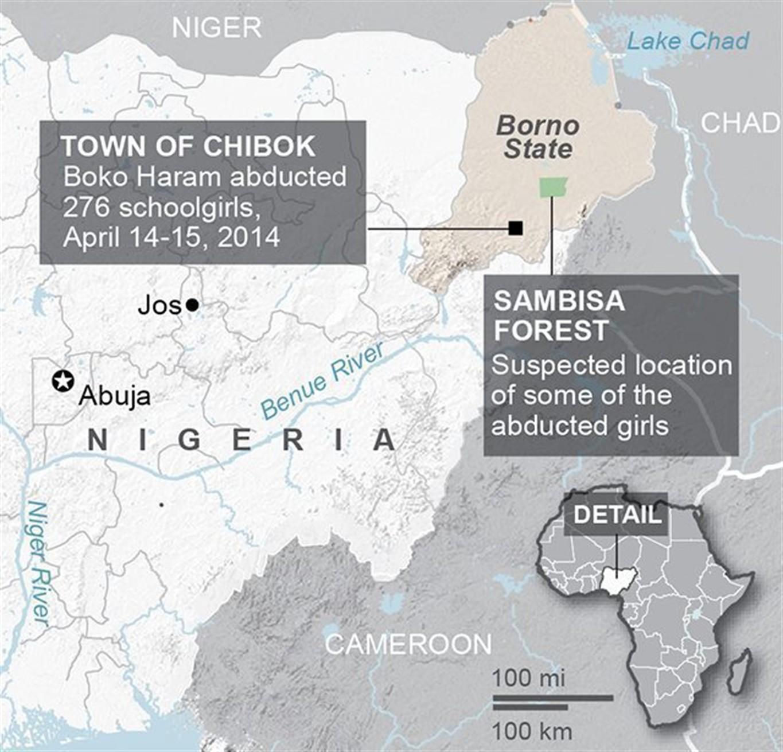 Boko Haram releases 21 of abducted Chibok schoolgirls