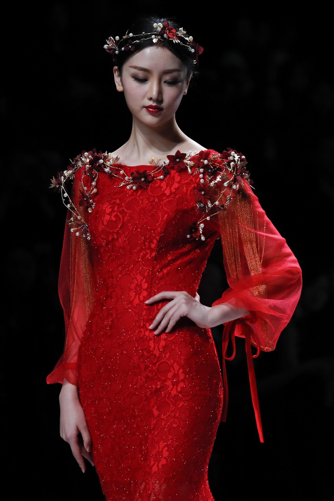 China fashion week in beijing 17