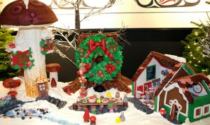 SOS Children's Gingerbread Village presented by RE/MAX at the Peak of Christmas @ Grouse Mountain | North Vancouver | British Columbia | Canada