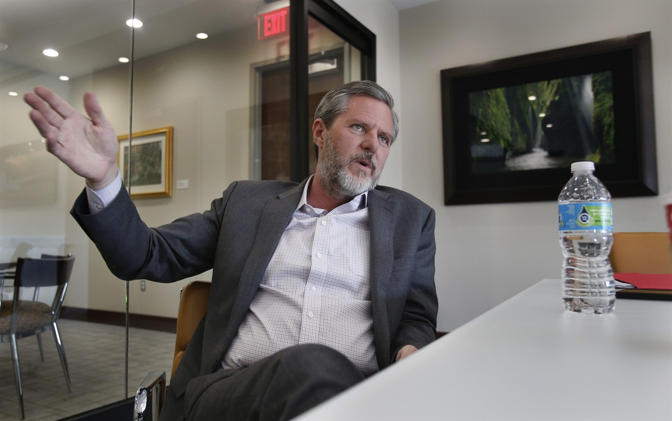 Falwell says he turned down Trump Cabinet position