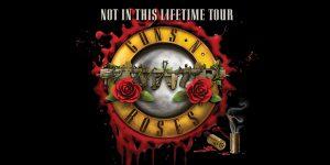 Guns N' Roses @ BC Place Stadium