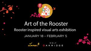 LunarFest on Tour - Art of the Rooster @ Oakridge Centre - West Galleria | Vancouver | British Columbia | Canada